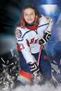 Hockey Player Photo